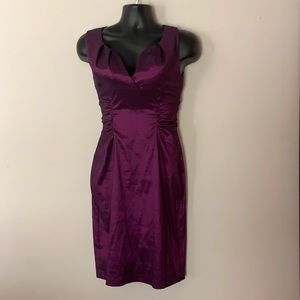 Adrianna Papell Shift Cocktail Dress Size 8